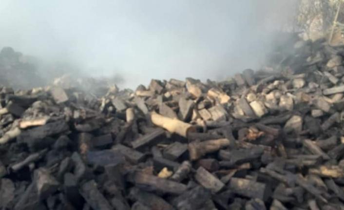 Ozan'da Yangın