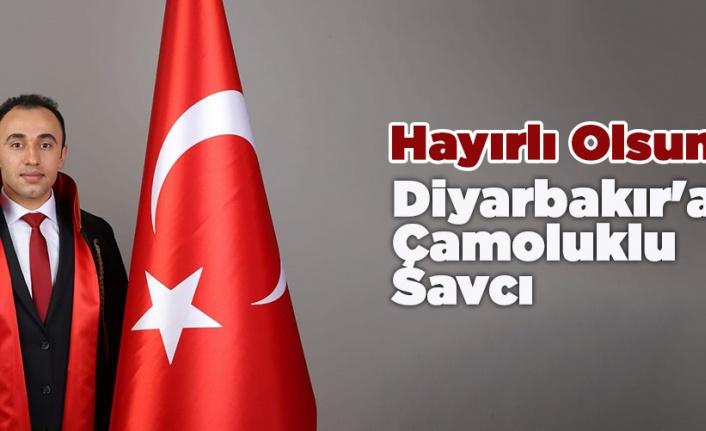 Diyarbakır'a Çamoluklu Savcı