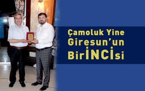 Ak Parti Giresun 'da Başarısını Kutladı.