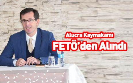 Fetö Soruşturması Alucra'ya Uzandı