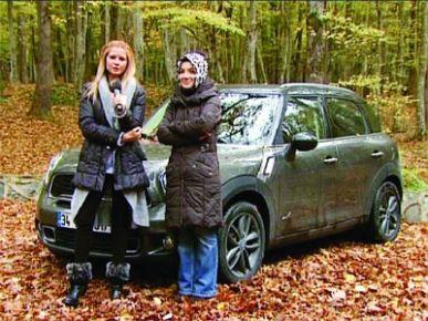 Başörtüsü BMW'in imajını  bozmuş