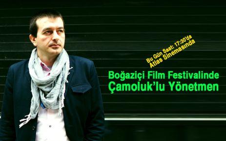 Çamoluk'lu Yönetmen'in Filmi 1.'lik için yarışıyor