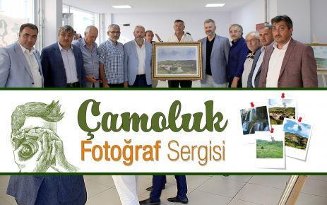 Çamoluk'ta Bir İlk Fotoğraf Sergisi Açıldı