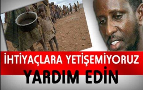 Somali İçin ACİL yardım