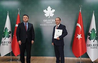 Gelecek Partisi Beyoğlu Teşkilatına Alucra'lı Başkan