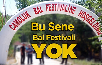 Bu Sene Festival Yok