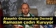 Ataşehir Giresunlular Derneği, Ramazan...