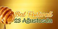 Bal festivali 23 Ağustos'da