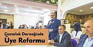 Çamoluk Derneğinde üye reformu