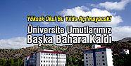 Çamoluk Meslek Yüksek Okulu Başka Bahara...