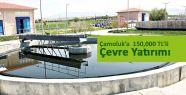 Çamoluk'a  bir çevre yatırımı daha