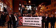 Çamoluk'tan Afrin Kahramanlarına Destek