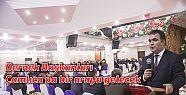 Dernek Başkanları Çamlıca'da bir araya...