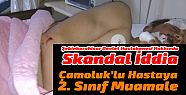Şebinkarahisar'da Çamoluk'lu hastaya 2....