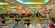 Usluca Köyü İftarı Bağcılar'da yapıldı