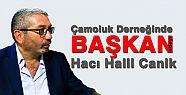 Yeni BAŞKAN adayı Hacı Halil Canik