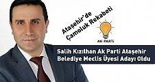 Ataşehir'de Çamoluk Rekabeti