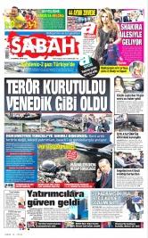 Çamoluk Haber - 03 Temmuz 2018 Manşeti