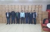 Gürçalı'dan İdlib'e Yardım
