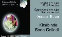 Osman Hoca Kitabında Sona Doğru