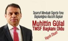 TMSF'ye Alucra'lı Başkan