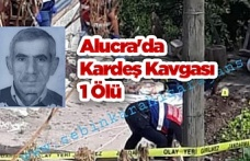 Alucra'da Kardeş Kavgası 1 Ölü