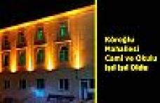 Köroğlu Cami ve Okulu Işıl Işıl