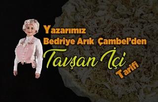 Usta Yazar Bedriye Arık Çambel'den Tavşan...