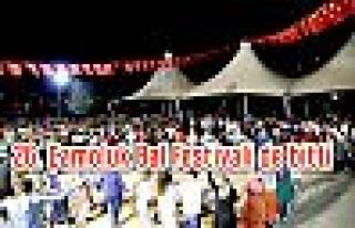 26, Çamoluk Bal Festivali de bitti.