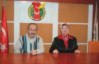 Nilüfer Demir Gazeteciler Cemiyetini Ziyarete Etti...