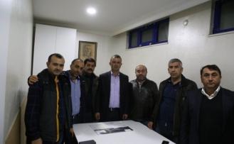 Köroğlu Mahallesinin Yeni Başkanı Davut Açıkgöz