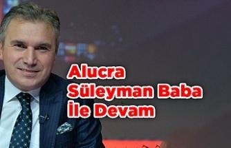 Alucra Süleyman Baba  İle Devam Dedi.