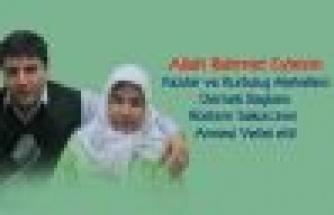 Allah Rahmet Eylesin