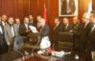 Yeni Anayasa çalışmalarına Giresun'dan destek