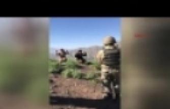 Teslim Olan PKK'lı Teröristler