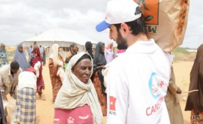 Çamoluk'tan Kenya'ya Yardım Eli