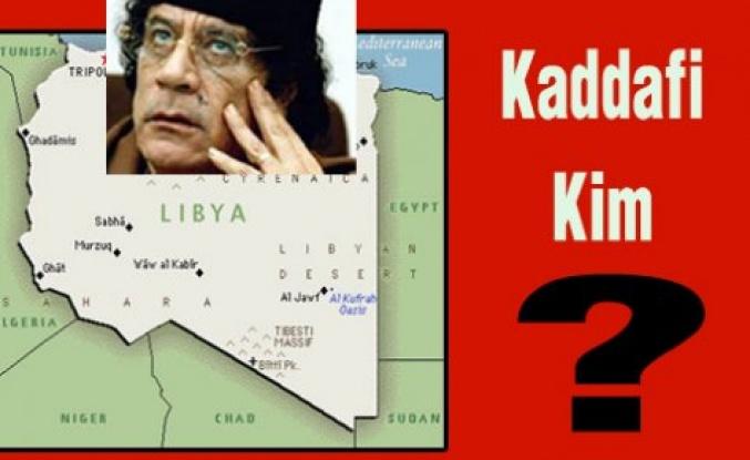 Kaddafi Kim?