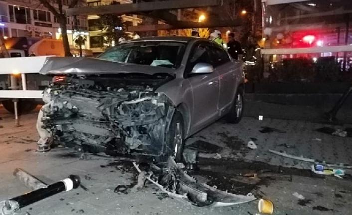 Sarhoş Terörü Safi Ailesini Vurdu