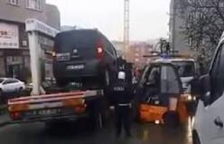 Trafik Çekici Kazası